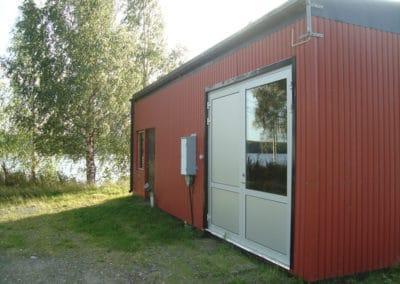 الجوبيتر لمصنع في منطقة باردة في السويد