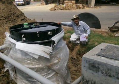 فينوس في نيودلهي – إعادة استخدام المياه