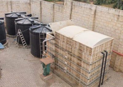 الجوبيتر في كينيا – إعادة استخدام المياه