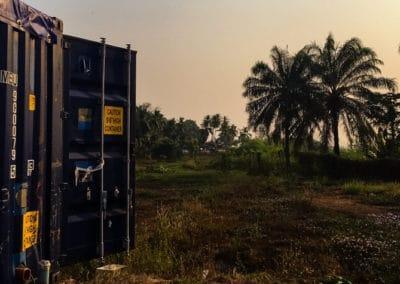 البايوكونتينر في سيراليون