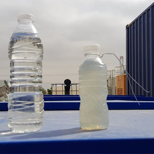 ULTRA/Clean from BioKube can convert river water to drinking water