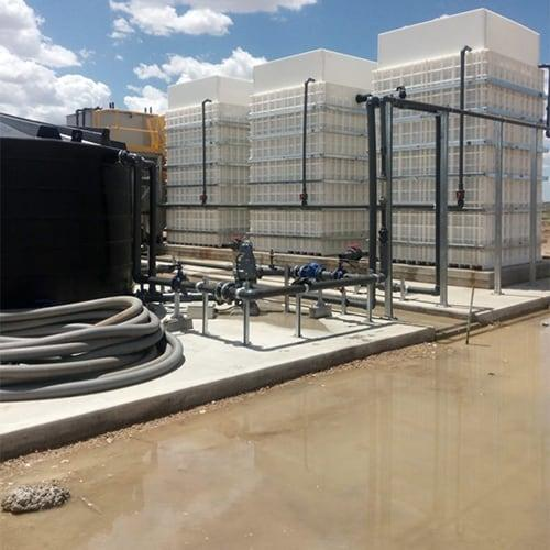 BioKube Saturn wastewater system installed at small city in Australia