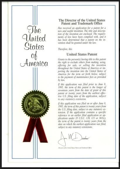 BioKube USA wastewater patent