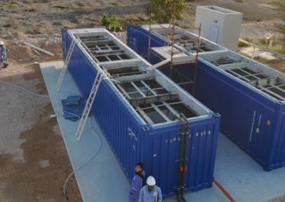 البايوكونتينر في عمان – إعادة استخدام المياه