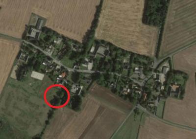 الجوبيتر في قرية دايستد في الدنمارك