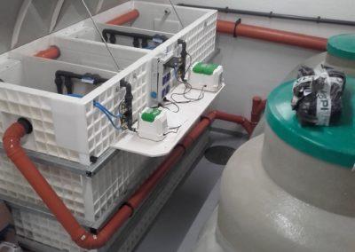 نظام الجوبيتر في مصنع الثلج في رومانيا